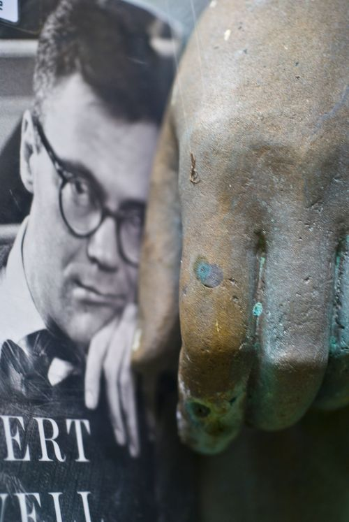 The Hand of Christ on Robert Lowell